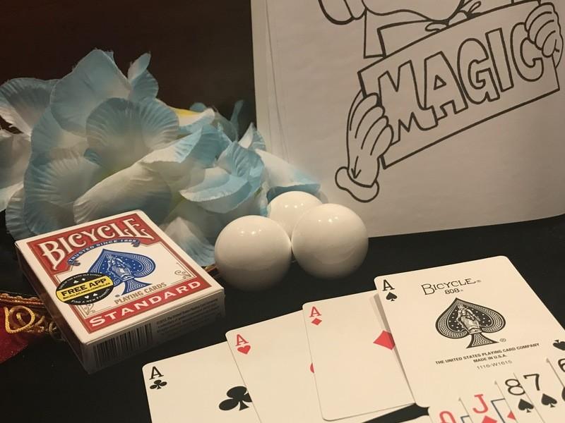 【開講記念価格!】誰でもできるサロンマジック!初心者歓迎!の画像
