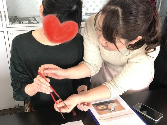 箸ソムリエから学ぶ!『美しい箸使い(入門編/実食実践練習付)』の画像