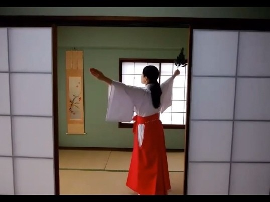 【巫女舞】を通して女性・人としての魅力を磨く✿の画像