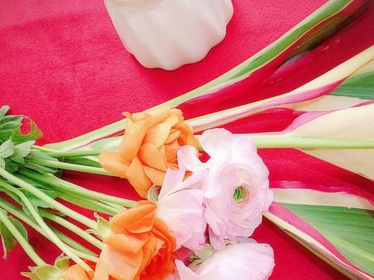 【オンライン】お花は前日までにお届け!Kaikado生け花体験の画像