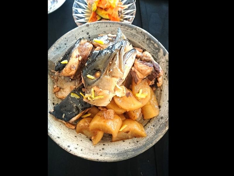 大型魚!冬の海の王様「鰤(ぶり)」を丸ごとさばこう!の画像