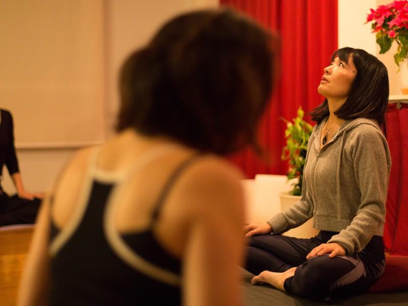女性限定  ラブライフを充実させる伝統タントラヨガ&瞑想講座の画像