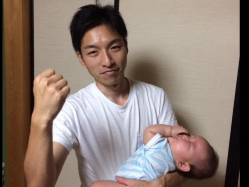 パパ限定!イクメンパパを応援!パパと赤ちゃんのベビマの画像