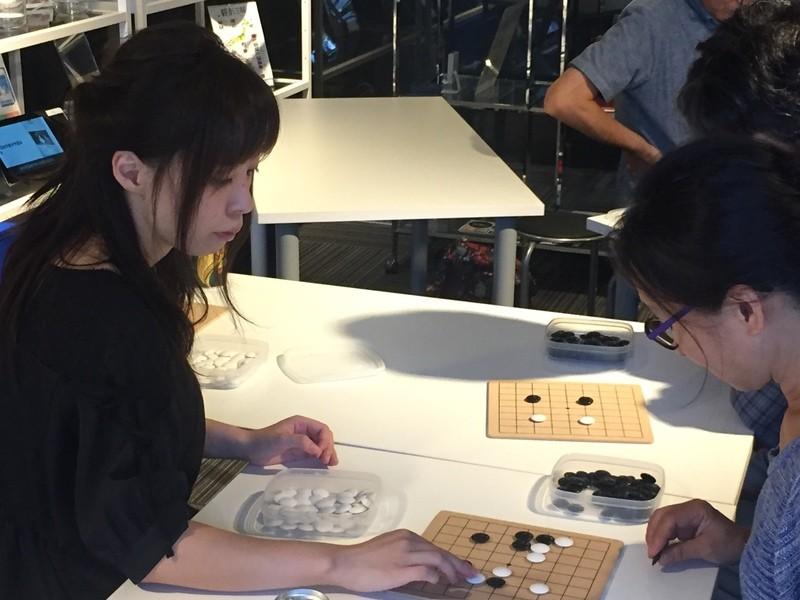 楽しく覚える囲碁入門レッスン【初めての方〜初級者向け】の画像