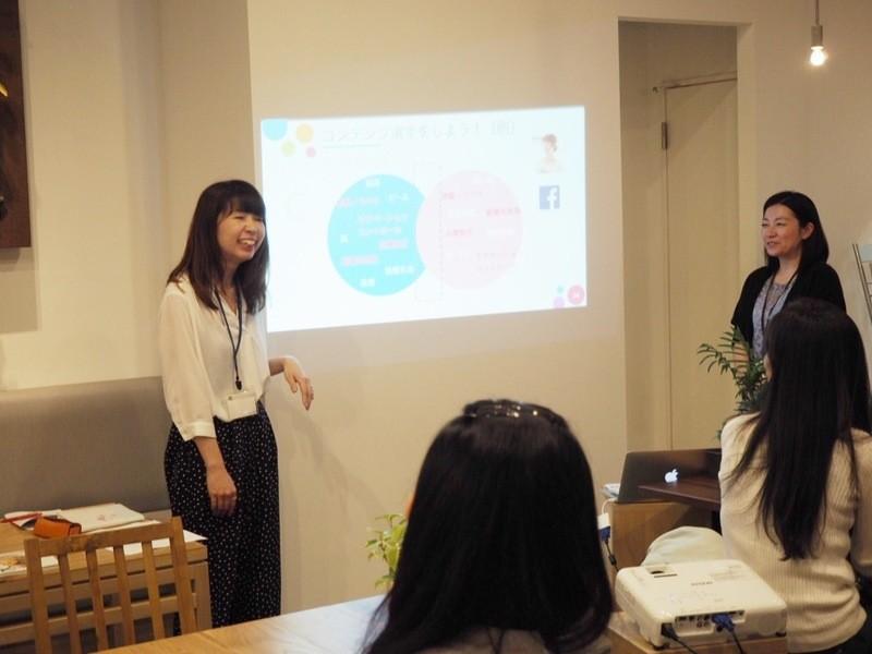 【福岡・天神】3つのステップでSNS発信力を磨く講座の画像