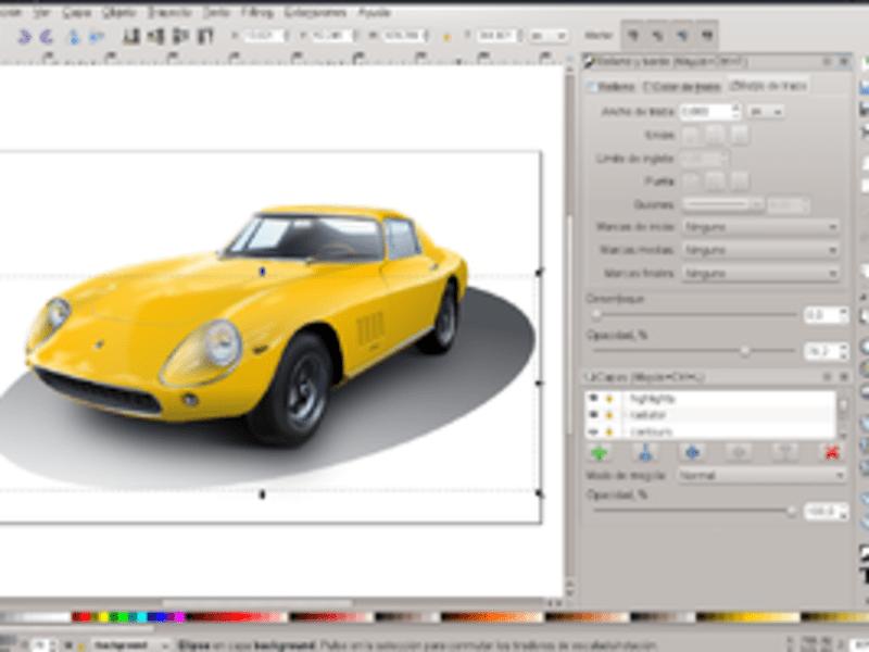 無料で使えるベクターソフト「INKSCAPE」入門講座!の画像