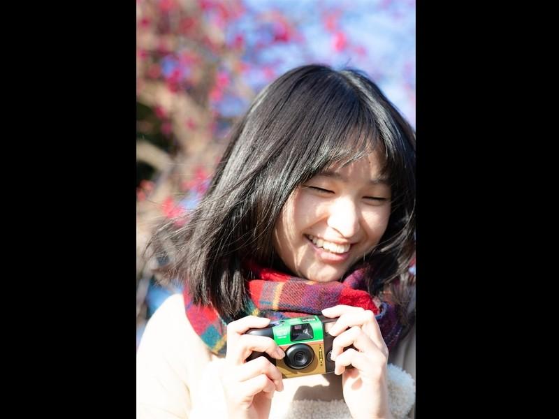 一眼カメラでモデルさんのポートレート写真を撮りたい♪<座学編>の画像