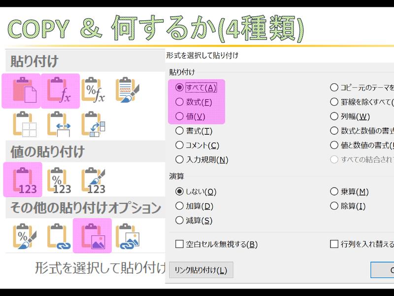 実務で好評のスキルを伝授(Excelの目標はPC初心者→経理部員)の画像