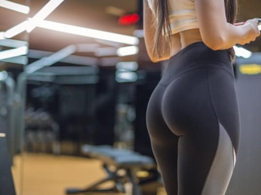 美尻&細いウエストを作る姿勢習慣 セミパーソナルトレーニングの画像