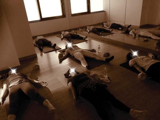 Pilates&yoga90分☺︎ 新宿駅西口近く🎶少人数制の画像