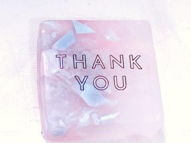 ウェディングのプレゼントやプチギフトにおススメな可愛い石鹸教室!の画像