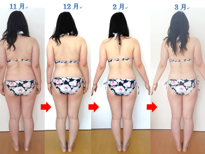 下半身痩せ!細い脚を目指したい方のためのファスティング講座の画像