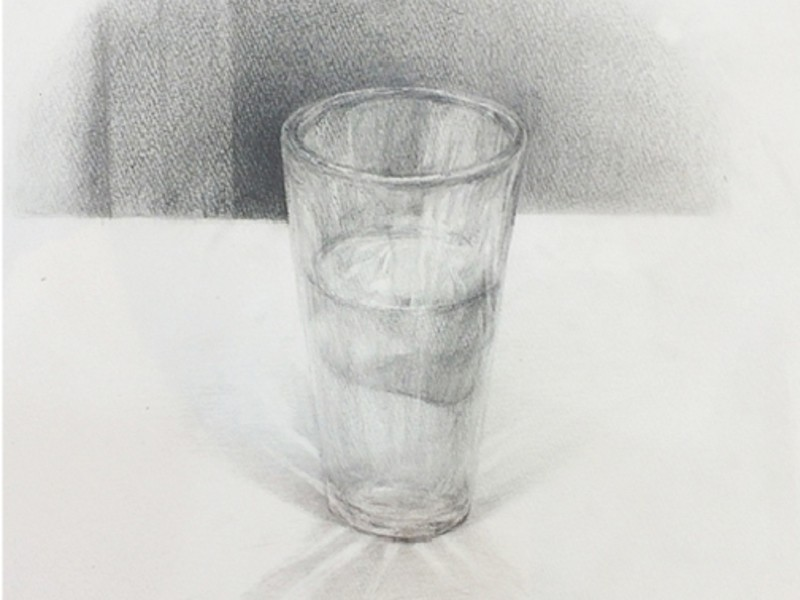 デッサン中級6回講座〜中級・静物デッサン〜形・質感の捉え方を学ぼうの画像