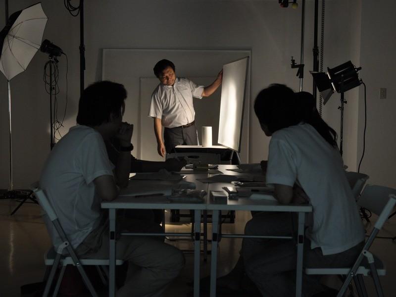 商品撮影コース1-3 切抜き写真の撮り方 照明・ライティング講習会の画像