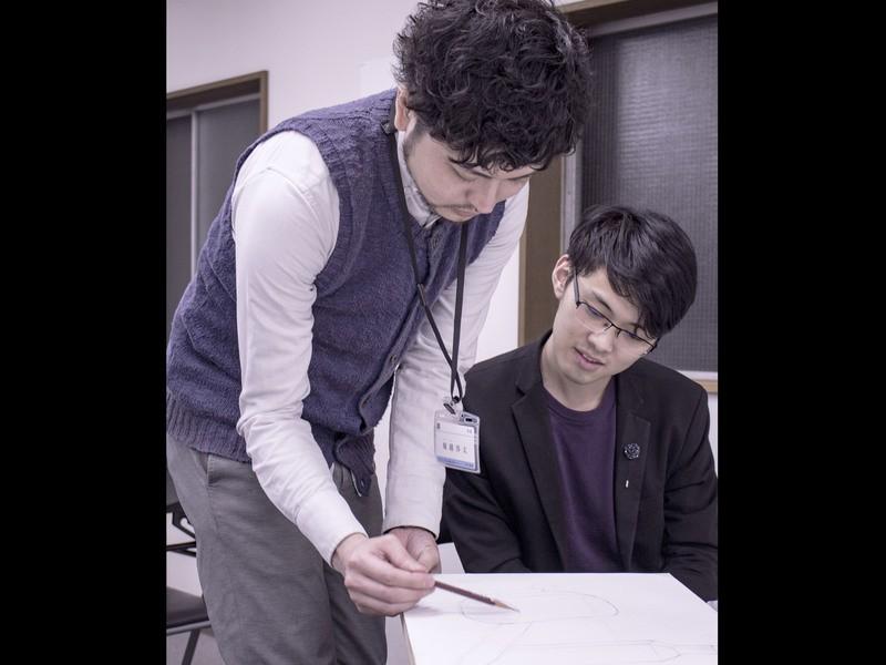 【2h/1500円】デッサンの基礎を2時間で学ぶ講座【初心者歓迎】の画像