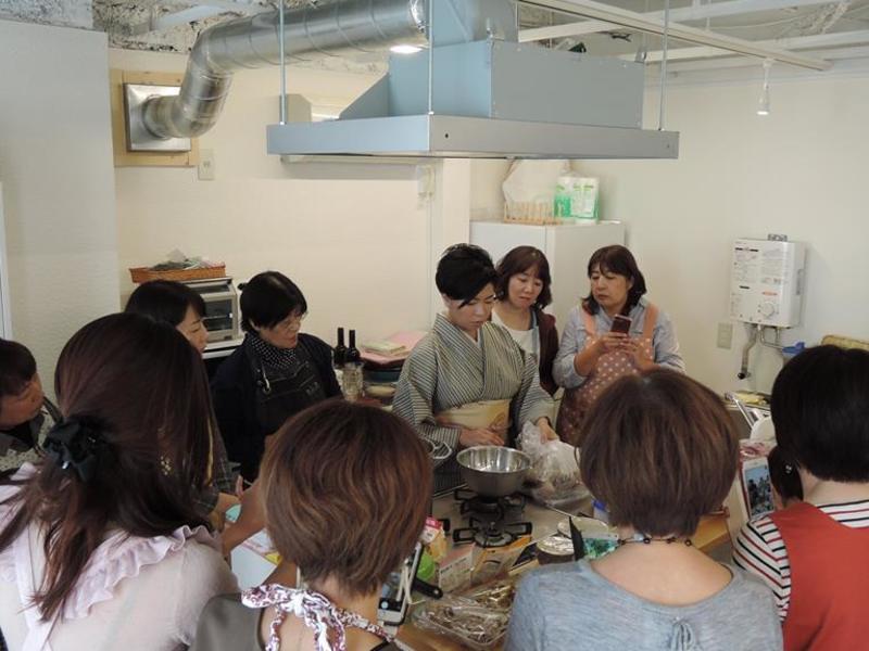 田丸屋本店の本格わさび漬け作り教室 の画像