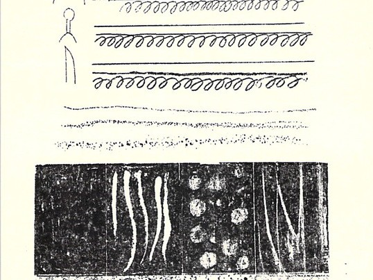 『連続3回でガリ版技術を徹底体験』謄写版の表現研究へようこそ!の画像