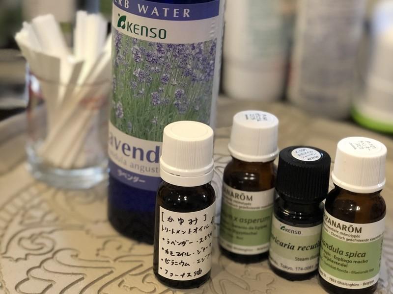 【美肌スキンケア編】薬剤師から学ぶ、アロマとハーブで作る緑の薬箱の画像