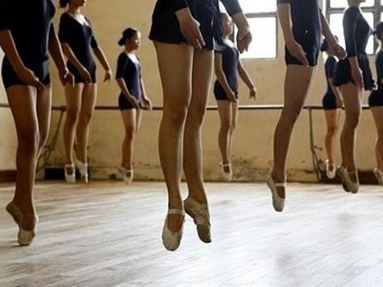 初心者も経験者も大歓迎 バレエのレッスンの画像