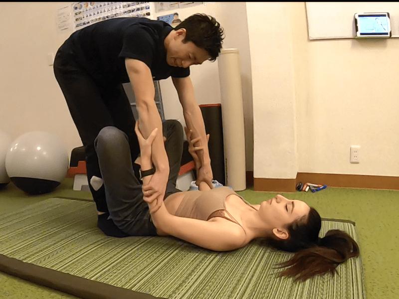 スポーツパフォーマンス・トレーニング効果を高める筋膜リリース講座の画像