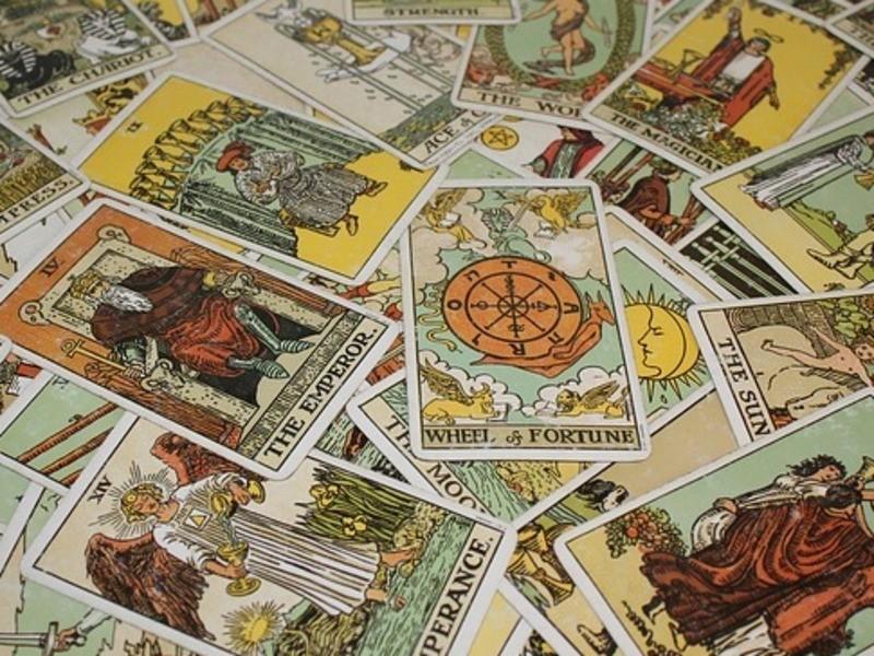 自分の取扱い説明書を作ってみよう! ~タロット&西洋占星術講座~の画像