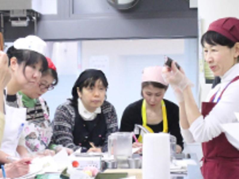 【米子市】飾り巻き寿司 技能3級認定講座|寿司インストラクター協会の画像