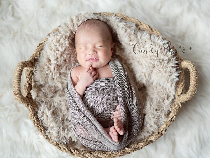 ニューボーンフォト「新生児の知識」&5パターンのラッピング方法の画像