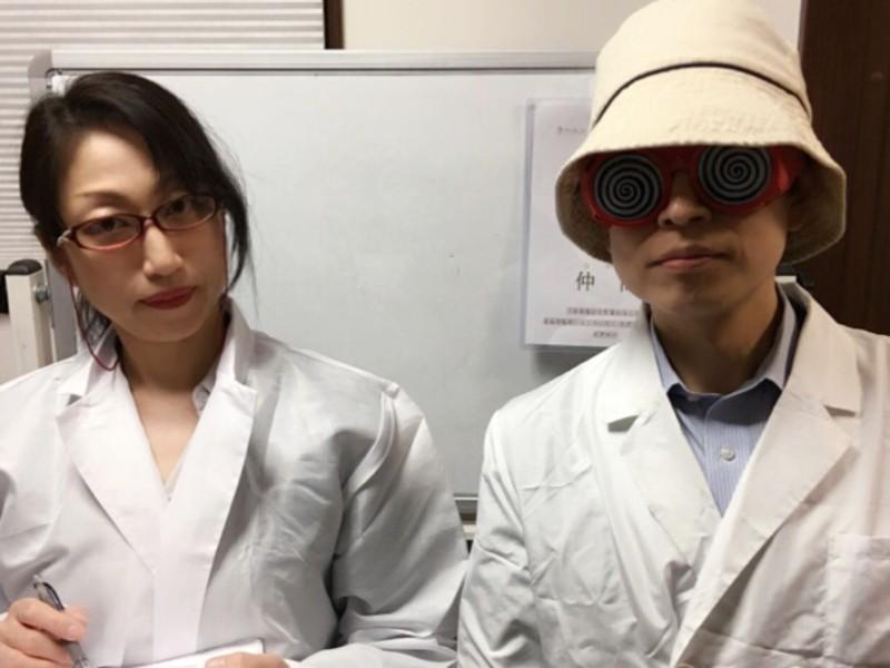 キダア博士とショコー研究員の科学実験教室-圧力編の画像