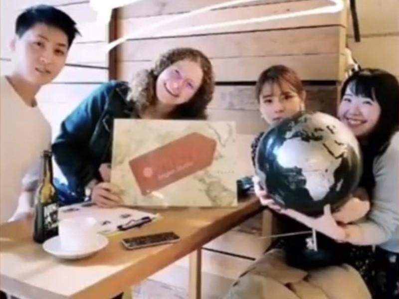 初心者限定 1000円英会話カフェ「英語で道案内をしてみよう!」の画像