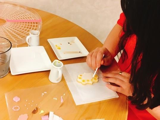 【体験レッスン】現役パティシエが教える!アイシングクッキー教室の画像
