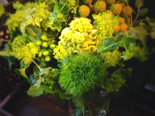 生花でブーケ♡アロマでバスボム♡欲張り女子のための癒しレッスン!の画像