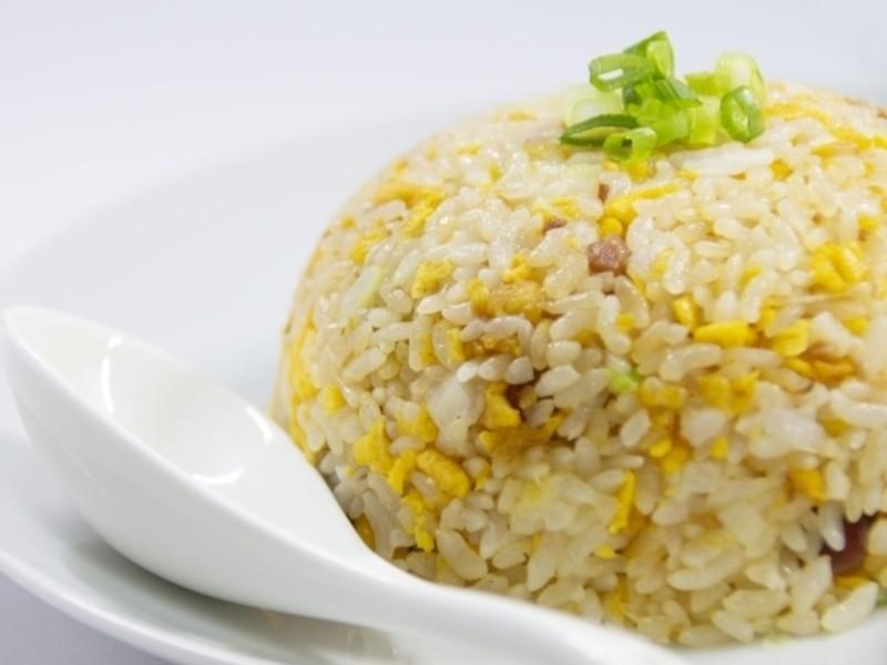 ◆炒飯&皮から作る手づくり餃子の画像