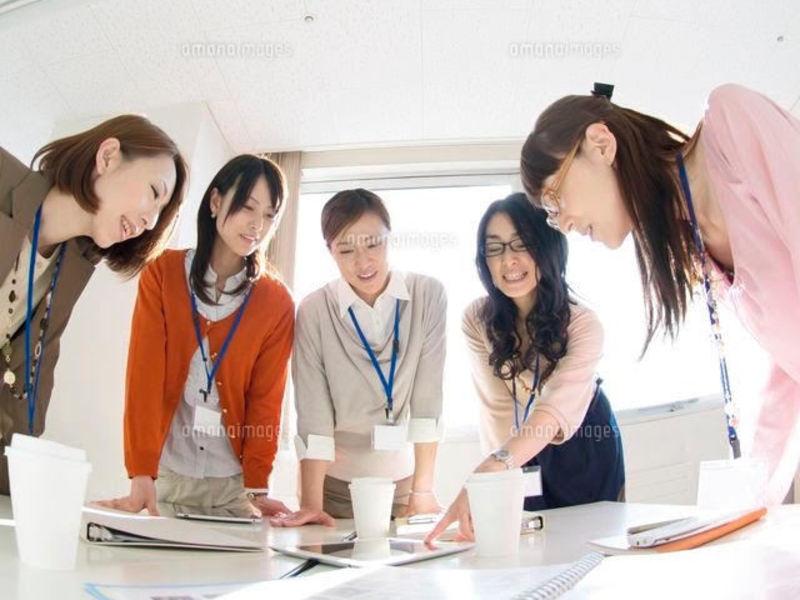 <ランチサービス有>女性にとっての「チームビルディング」とは?の画像