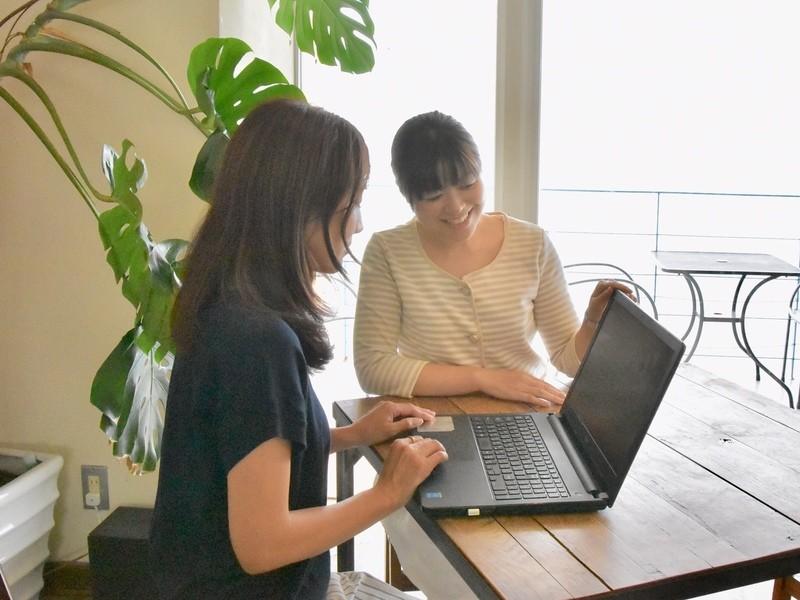 ワードプレス初心者向け1日でHP・ブログを作れる講座の画像