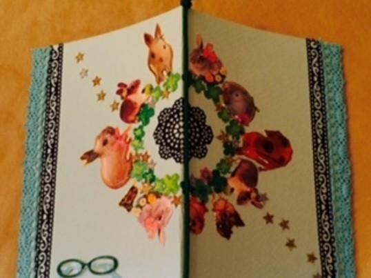 感謝を込めたオリジナルメッセージカードで『ありがとうを広げる会』の画像