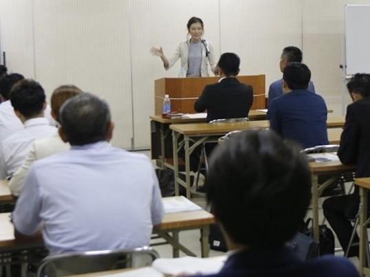 明日のプレゼンを変えるレッスン〜アナウンサー講師の話し方教室の画像
