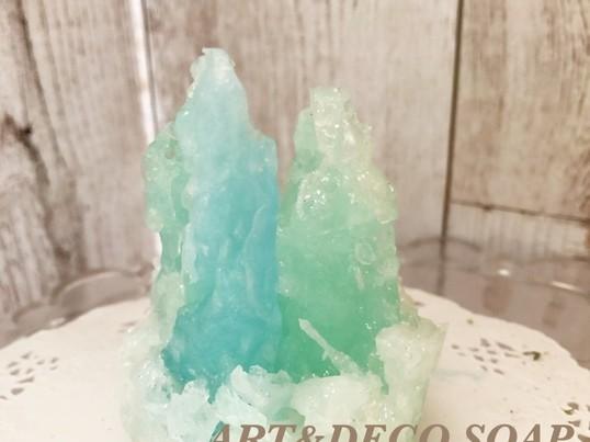 Jewelry soap アロマ 宝石石けん ディプロマコースの画像