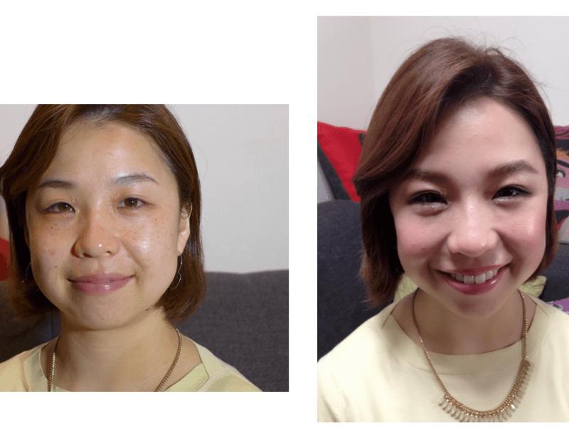 セレブ級メリハリ顔を作るベースメイクレッスンを90分で体験!の画像