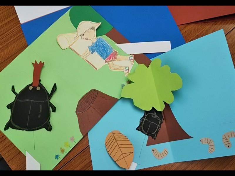 ストアカ夏休み親子向講座「マイ絵本&読書感想文 宿題おまかせ講座」の画像