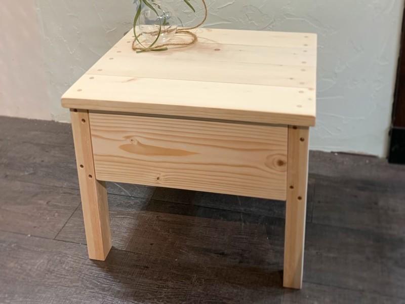 【木工検定1級対象】スライドレールを使用!サイドチェストの画像