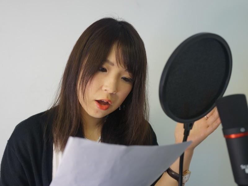 【入門講座】実践!憧れの声優・ナレーター体験してみよう!の画像