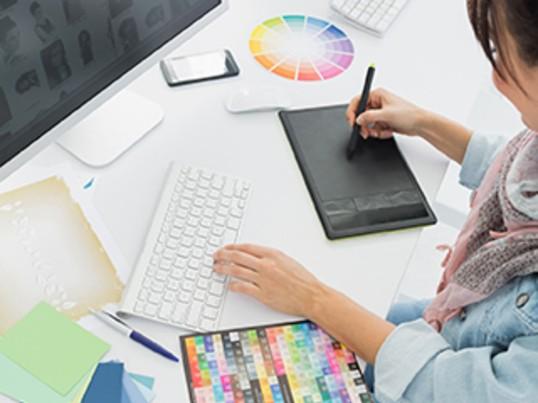 今からでも間に合う!デザインセンスを磨く☆Photoshop教室の画像