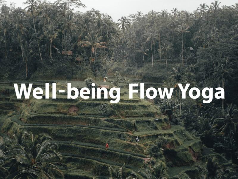 【心と体のケア】Well-being Flow Yoga @恵比寿の画像