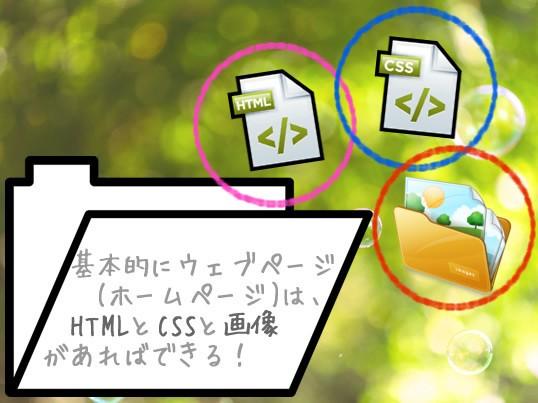 4時間でマスター!HTML/CSSでホームページ作成講座 ≪基礎≫の画像