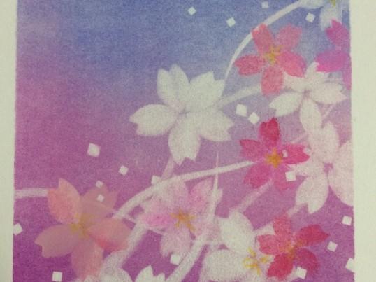 【浅草】子どももおとなもパステルアート教室の画像