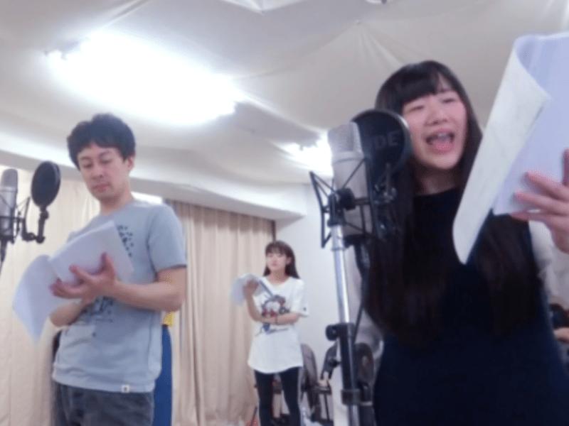 現役アニメーション監督が直接指導「木村寛の声優スクール」の画像