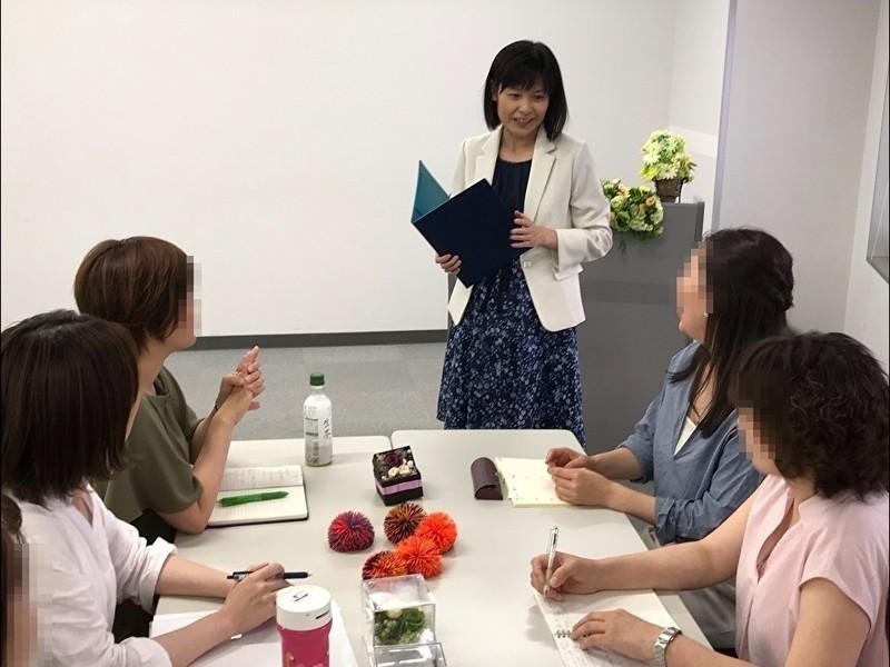 40代女性のための転職講座の画像