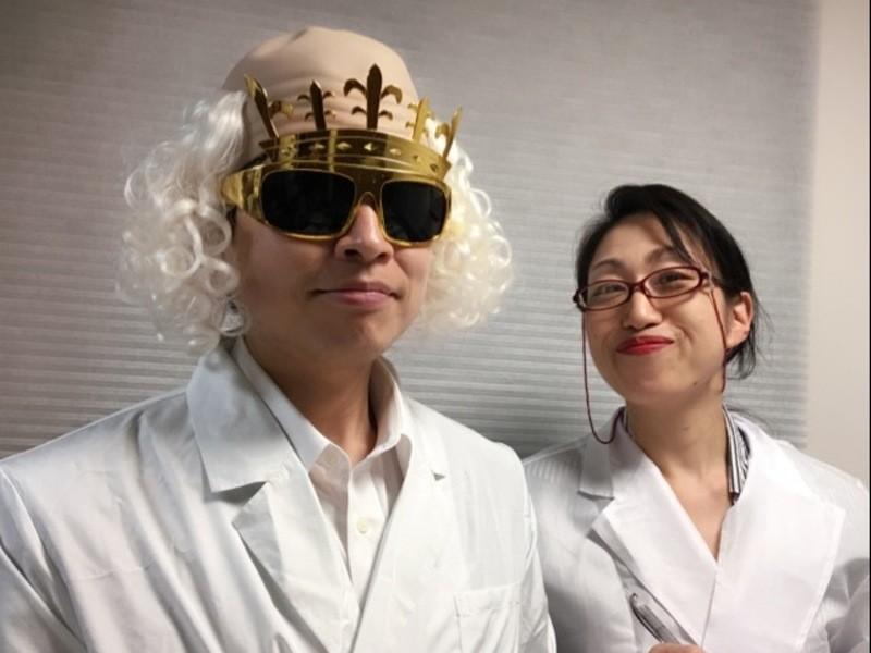 夏休み自由研究!キダア博士とショコー研究員の科学実験教室vol.1の画像