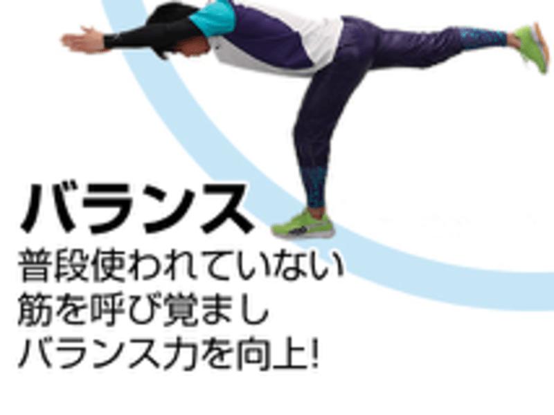 美BODY+体幹トレーニング【女性限定】の画像