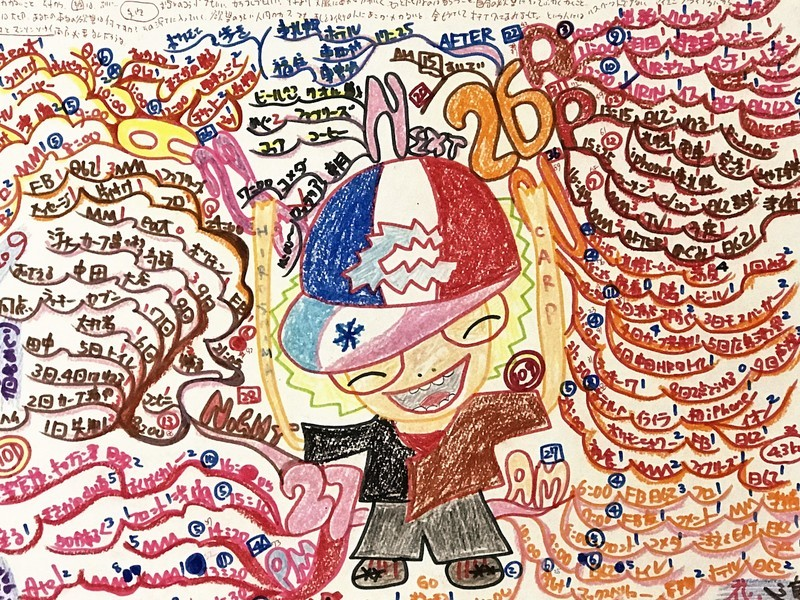 心を解放し、人生をシフトするマインドマップ講座の画像